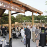 Hippo Hut Reception